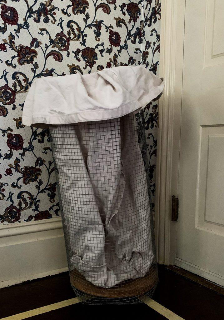 wire laundry hamper
